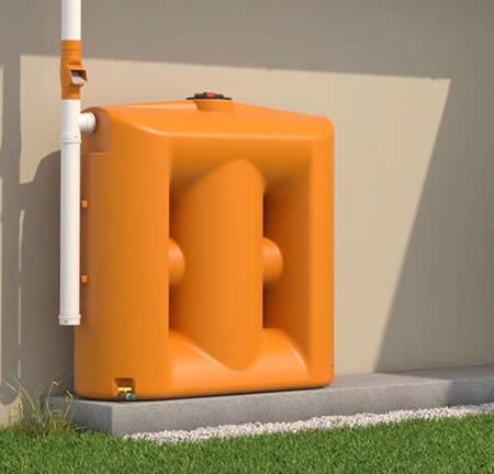 Cisterna Vertical Tecnotri